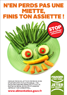 Affiche SMITOM anti gaspillage