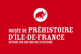 Logo Musée de Préhistoire d'Île-de-France